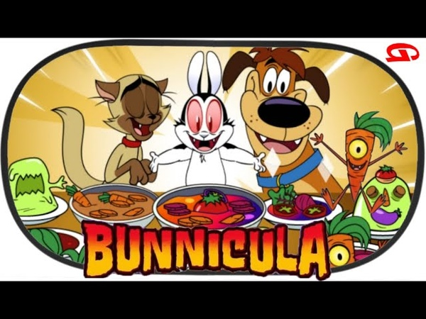 Bunnicula Kaotic Kitchen - Great Cooking (Boomerang Games)