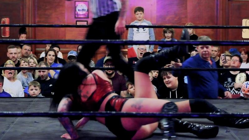 My1 Lana Austin WWE NXT UK Vs Mel Price British Women's Wrestling @UnstoppableWrestling Free Match