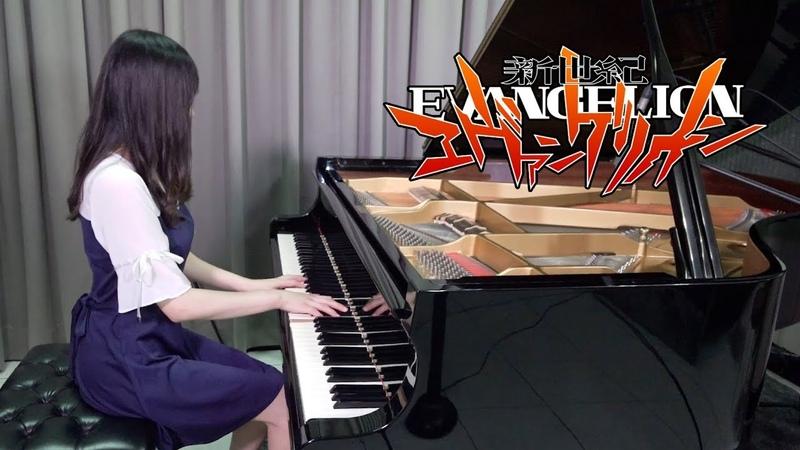 Neon Genesis Evangelion「A Cruel Angel's Thesis」Ru's Piano