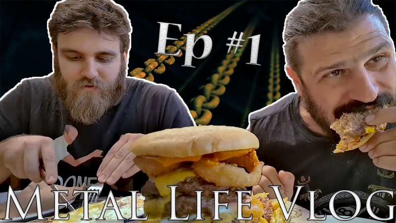 We pulled heavy sh t with Boursi and Zabras and ate a tower burger! EP 1 engl subs
