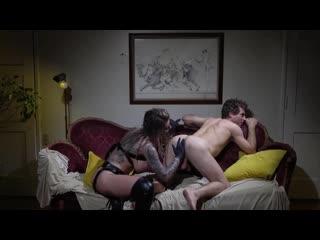 порно с Karma Rx  Michael Vegas страпон римминг фистинг массаж простаты анальный секс кончил от анала сперма
