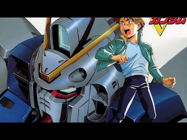 Обзор вселенной Gundam. Часть 5: Victory Gundam - руки прочь от детей