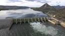 Rio Doce, Antes e Depois da Lama de Rejeitos - Barragem da Usina Hidrelétrica de Aimorés