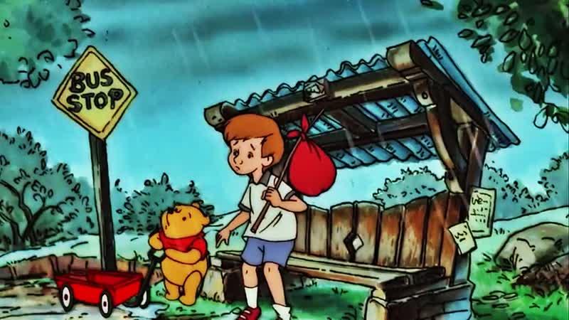 05 В поисках нового дома ♥ Приключения Винни Пуха 3 сезон Мультики для детей cartoons