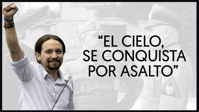 El FASCISMO DE PODEMOS PABLO IGLESIAS Del 15M A Ser CASTA POLÍTICA