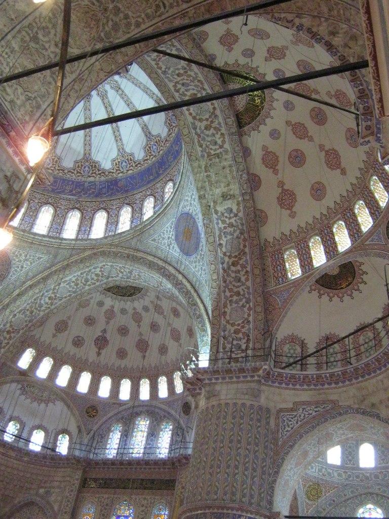 самая красивая мечеть в Стамбуле