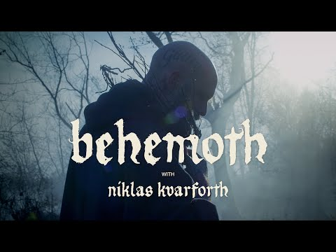 Behemoth - A Forest feat. Niklas Kvarforth (Official Video)Blackened Death Metal(Poland)