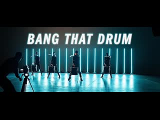 DJ Aligator ft. Copenhagen Drummers - Bang That Drum (Official Video)