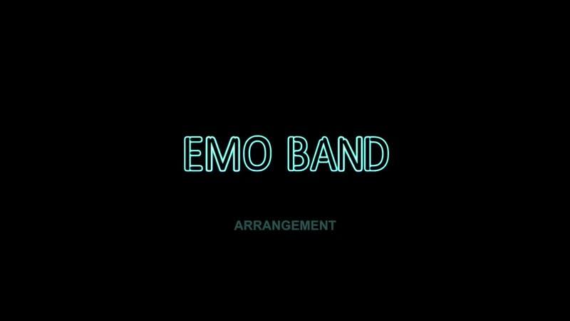 Emo Band Baroon Biad