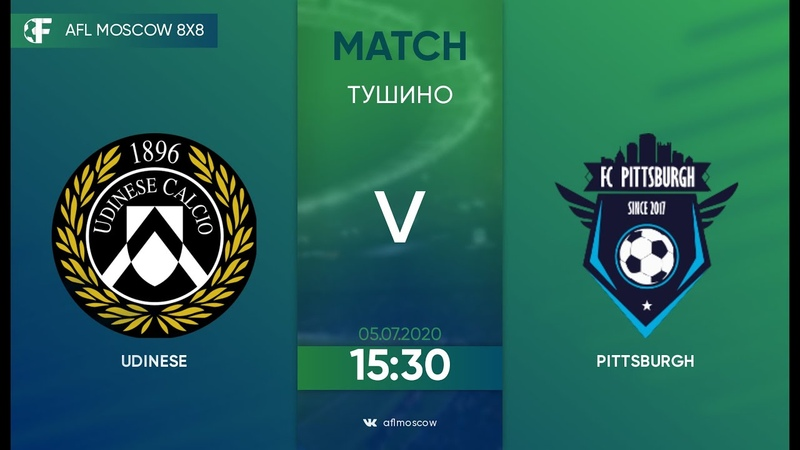 AFL20 Euroleague A3 Day 2 Udinese Pittsburgh
