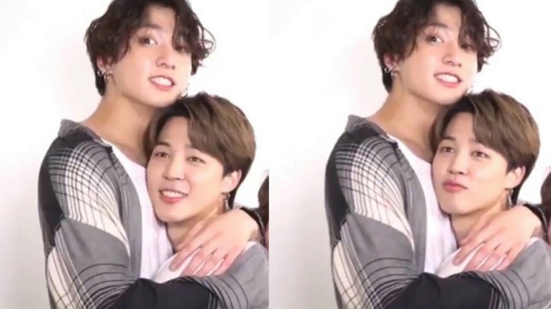 Jikook in love jimin and jungkook being more than bros
