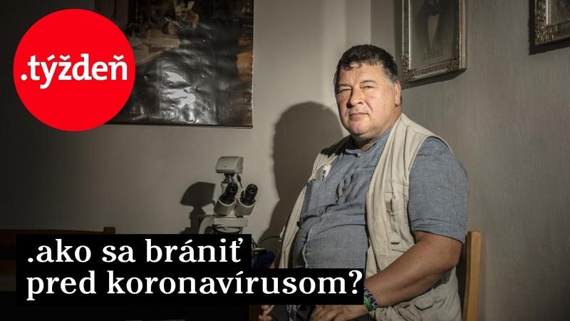 Vladimír Krčméry o hrozbe koronavírusu Kedy príde na Slovensko a čo je účinná prevencia