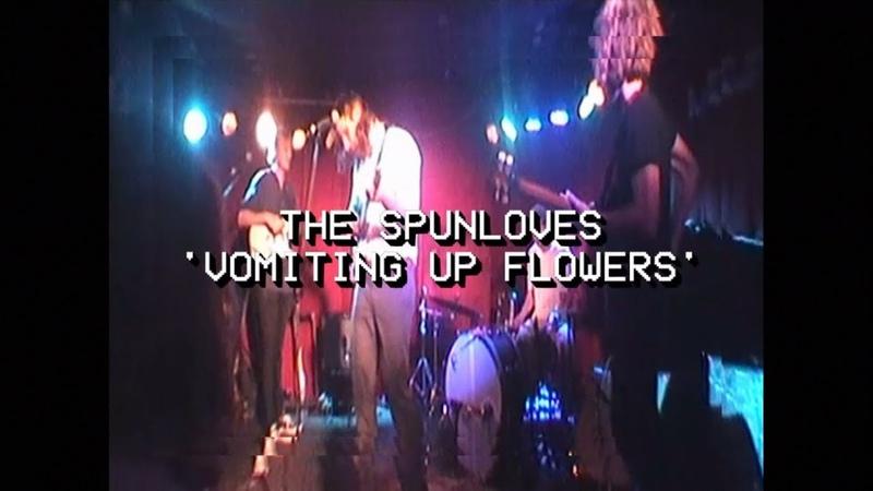 The Spunloves- Vomiting Up Flowers (Live)