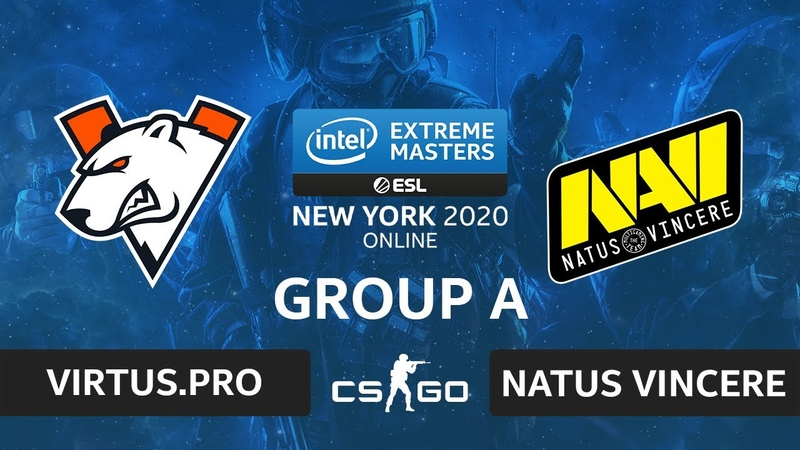 CSGO - Virtus.pro vs Natus Vincere [Inferno] Map 1 - IEM New York 2020 - Group A - CIS