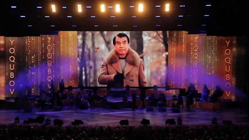 G'ulomjon Yoqubov Ijodiy kecha konsert dasturi Гуломжон Ёкубов Ижодий кеча концерт дастури 2020