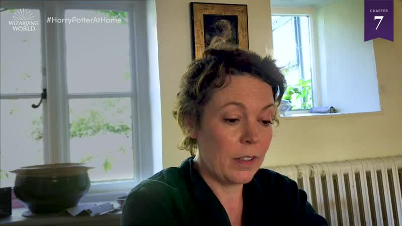 ГарриПоттерДома ГП и ФК Глава 7 Распределяющая шляпа Читают Оливия Коулман Джонатан Ван Несс и Кейт МакКиннон