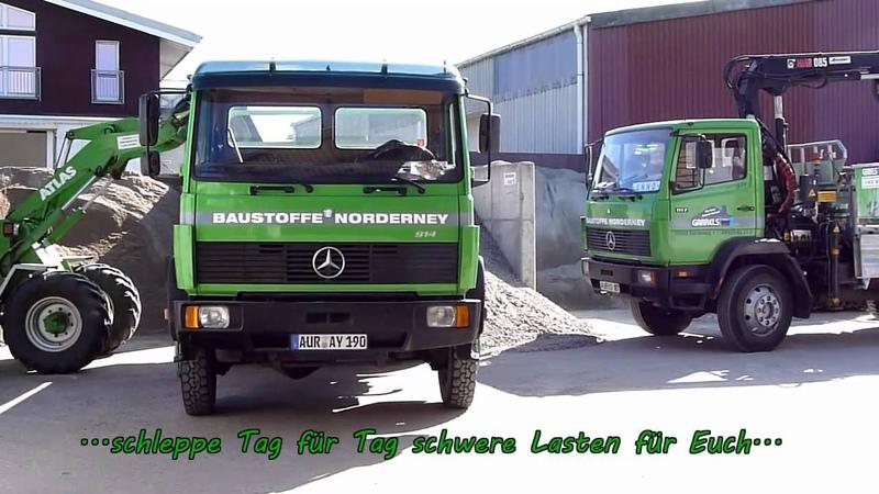 Mercedes Benz LKW 914 1