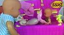 МУЛЬТИКИ БАРБИ КУКЛЫ КАТЯ И МАКС! ВЕСЕЛАЯ СЕМЕЙКА сборник смешных серий видео для детей