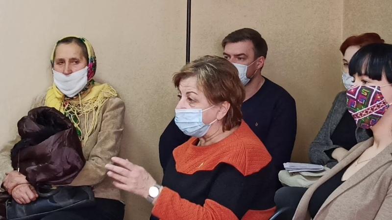 Заседание общественного совета Константиновки 29.01.2020