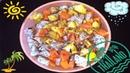 Как приготовить самый вкусный фруктовый салат рецепт. Тропическое наслаждение!