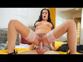 Texas Patti - Motherly Concern (MILF, Big Tits, Blowjob, Black Hair, Lingerie, Hardcore)