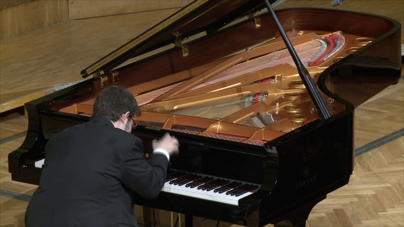 Charles Richard Hamelin A. Babadjanian Elegy to Aram Khachaturian Chopin and his Europe