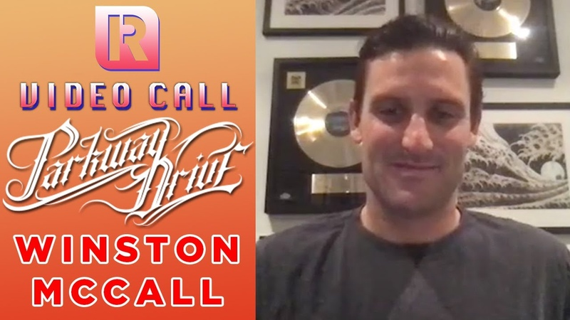 Parkway Drive's Winston McCall On Writing New Album 'Viva The Underdogs' Video Call