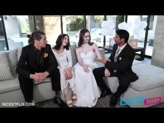 Jasmin Luv, Hazel Moore - Оргия перед свадьбой