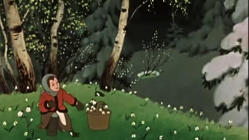 Dvenadcat mesyacev 1956 strana sssr russkie multfilmi