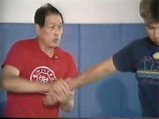 Wally Jay - Small Circle Jujitsu -summer camp boston 1987