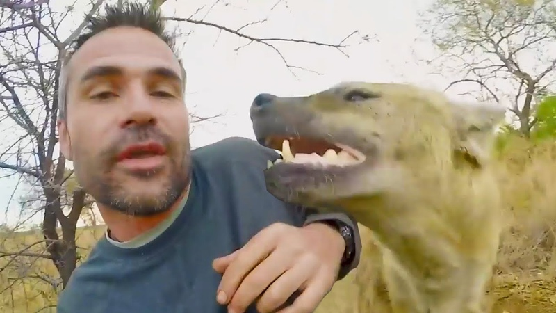 Bloopers Outtakes The Lion Whisperer