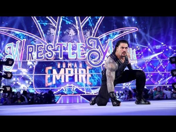 WWE Roman Reigns Tribute THE CHAMPION 2018