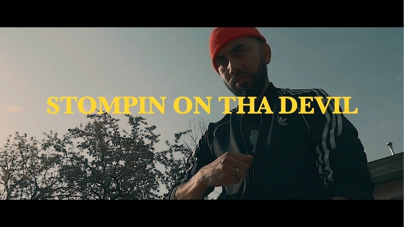 Stompin On Tha Devil - FoundNation | Official Music Video | Catholic Hip-Hop