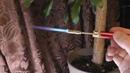 Газовая мини горелка - карандаш (газовый паяльник). Pencil Torch
