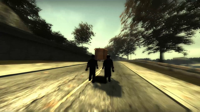 NFS Most Wanted Coffin Dance