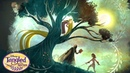 Rapunzel and the Lost Lagoon Book Trailer   Tangled the Series   Disney Channel