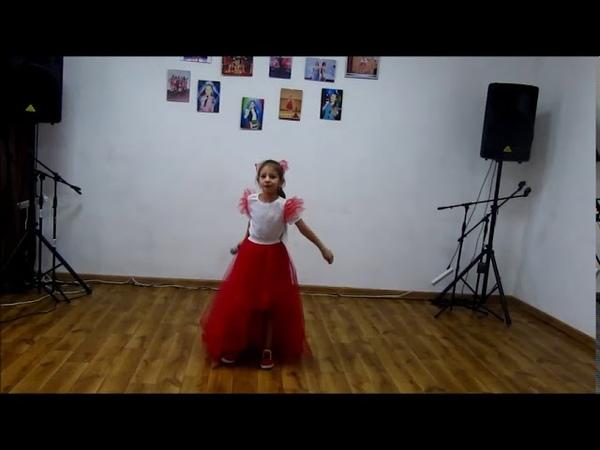 СОЛОВЬЁВА АНАСТАСИЯ Праздник слова и музыка Александр Церпята