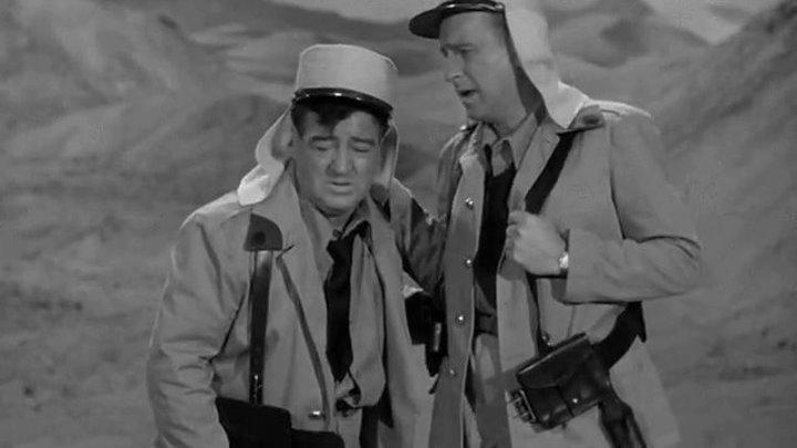 Película Abbott y Costello en La Legión Extranjera ( 1950 ) - D.Latino