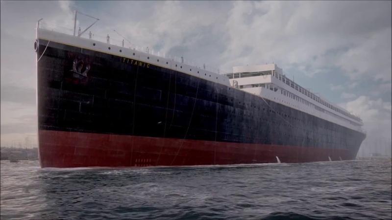 Клип на сериал Титаник Кровь и Сталь