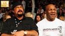 4K UHD NEW Mike Tyson vs. Steven Seagal - Майк Тайсон и Стивен Сигал
