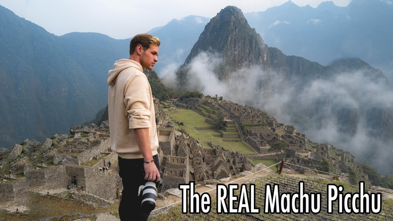 MACHU PICCHU What they don't show you 2019