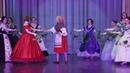 Танцевальное шоу Снежная королева . Постановка студии исторического и ирландского танца Медиваль .