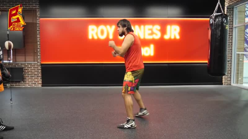 Рой Джонс - СЕКРЕТ, который НИКТО не может повторить Работа ног Роя Джонса Бокс hjq ljyc - ctrhtn, rjnjhsq ybrnj yt vjtn g