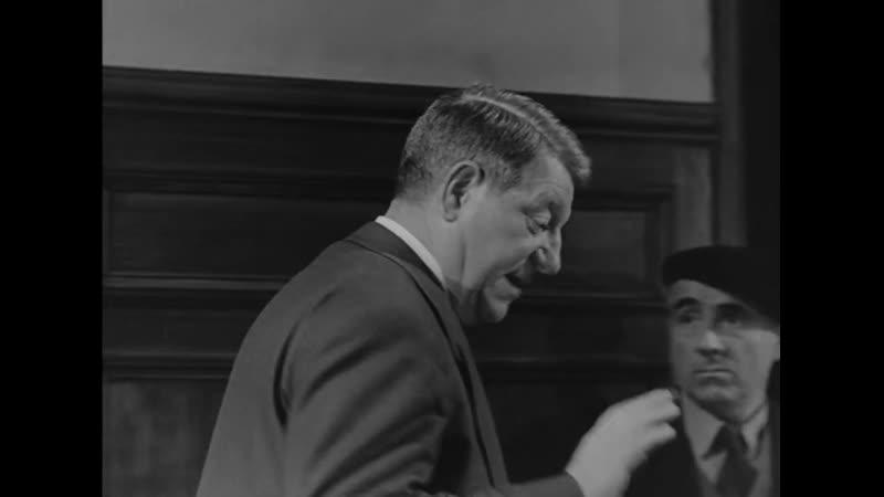 Дело доктора Лорана (Le cas du Dr Laurent, 1957) - Trailer