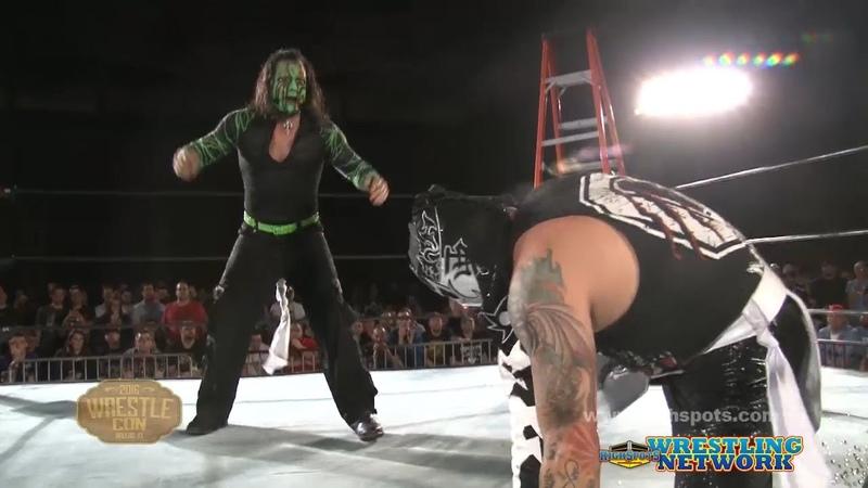 My1 MONSTER'S BALL Abyss VS Trevor Lee VS AR Foxx VS Andrew Everrett VS Penta VS Jeff Hardy