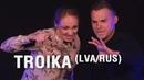 """The 7th International Improv Festival Tilt. Troika (LVA RUS) - """"Journey"""""""