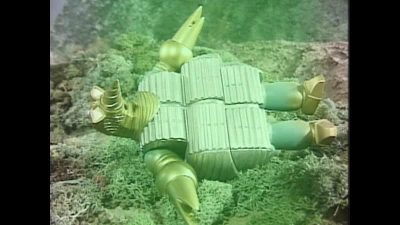 KaijuKeizer Остров Годзиллы Godzilla Island 1996 ep103 rus sub