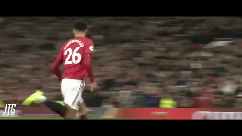 Mason Greenwood The Future is Now
