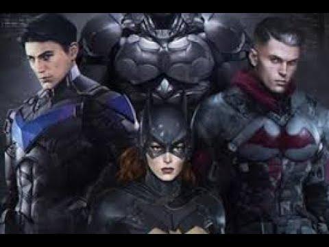 Gotham Knights Рыцари Готэма Treiler 2020