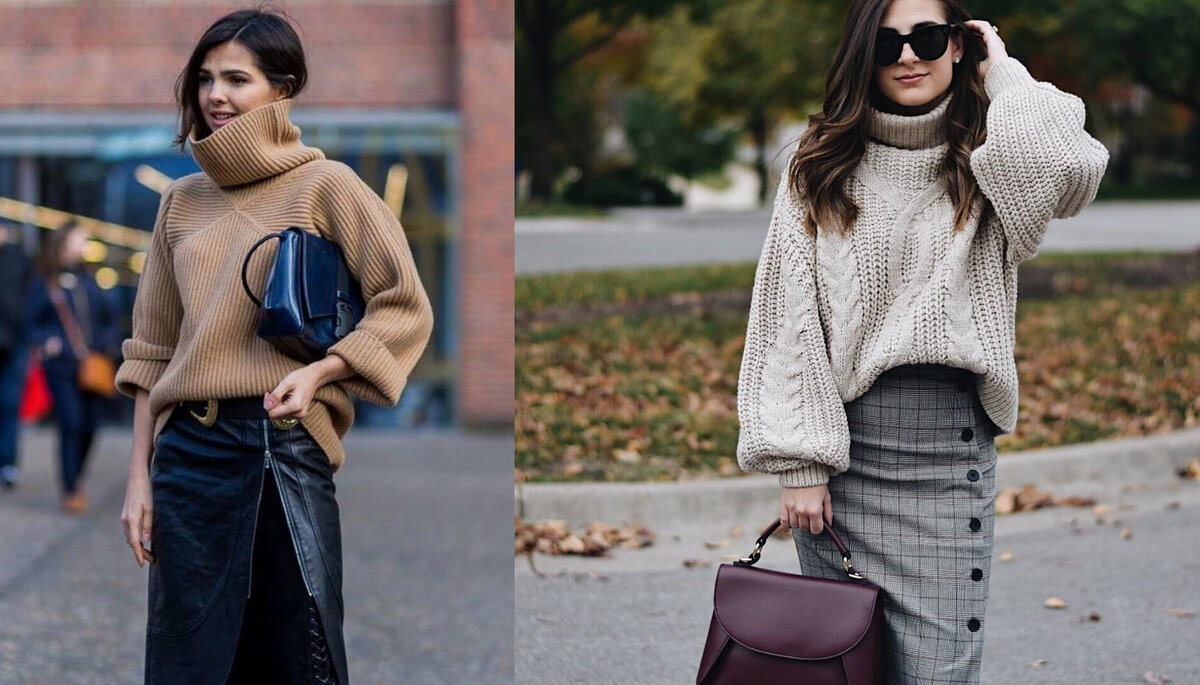 8 вязаных вещей, в которых вы всегда будете выглядеть стильно